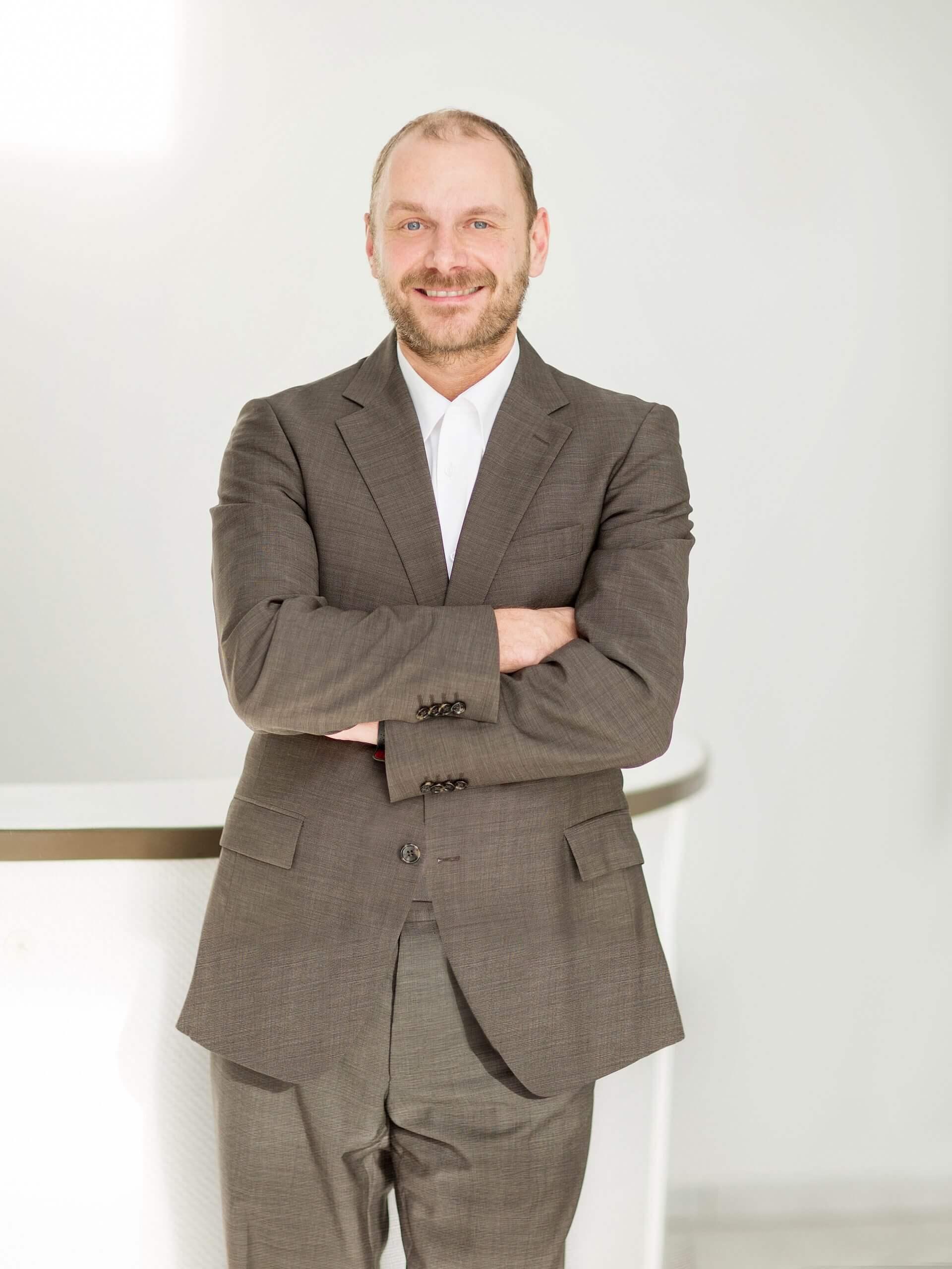 Mitarbeiter Henning Bock - Personalberater