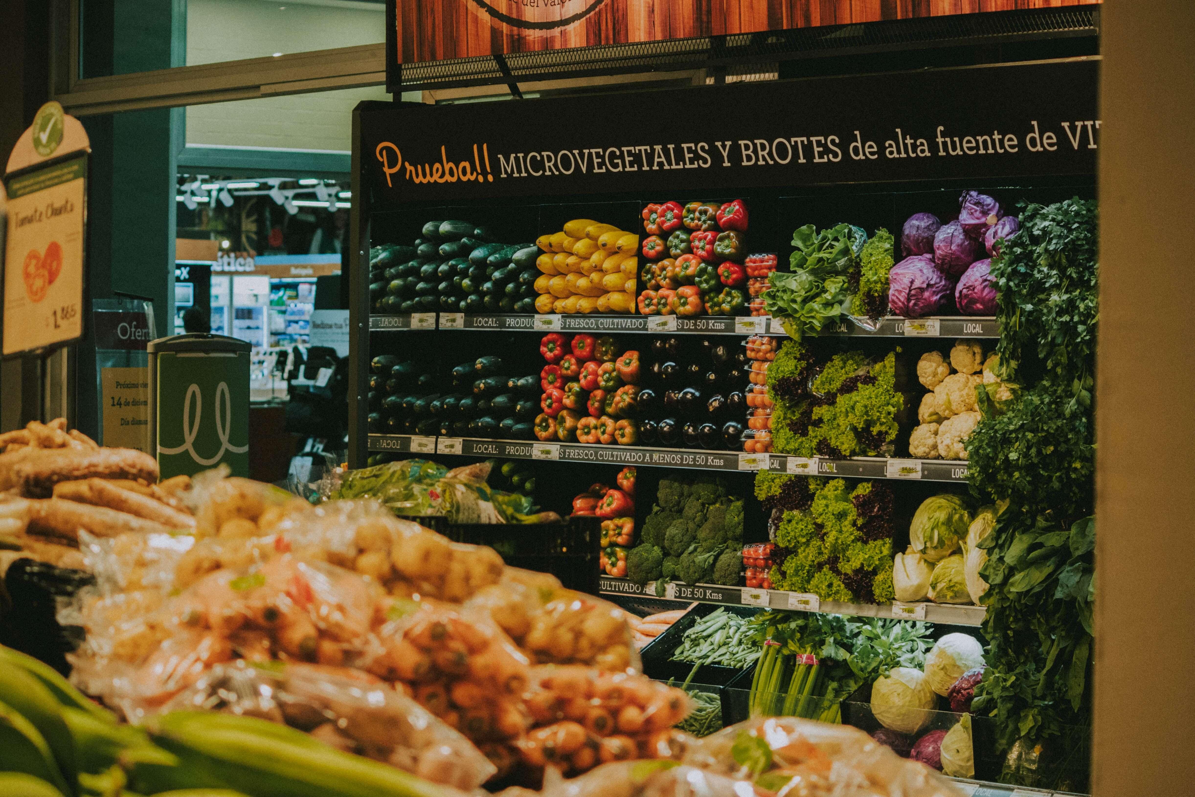Einkäufer in der Lebensmittelbranche