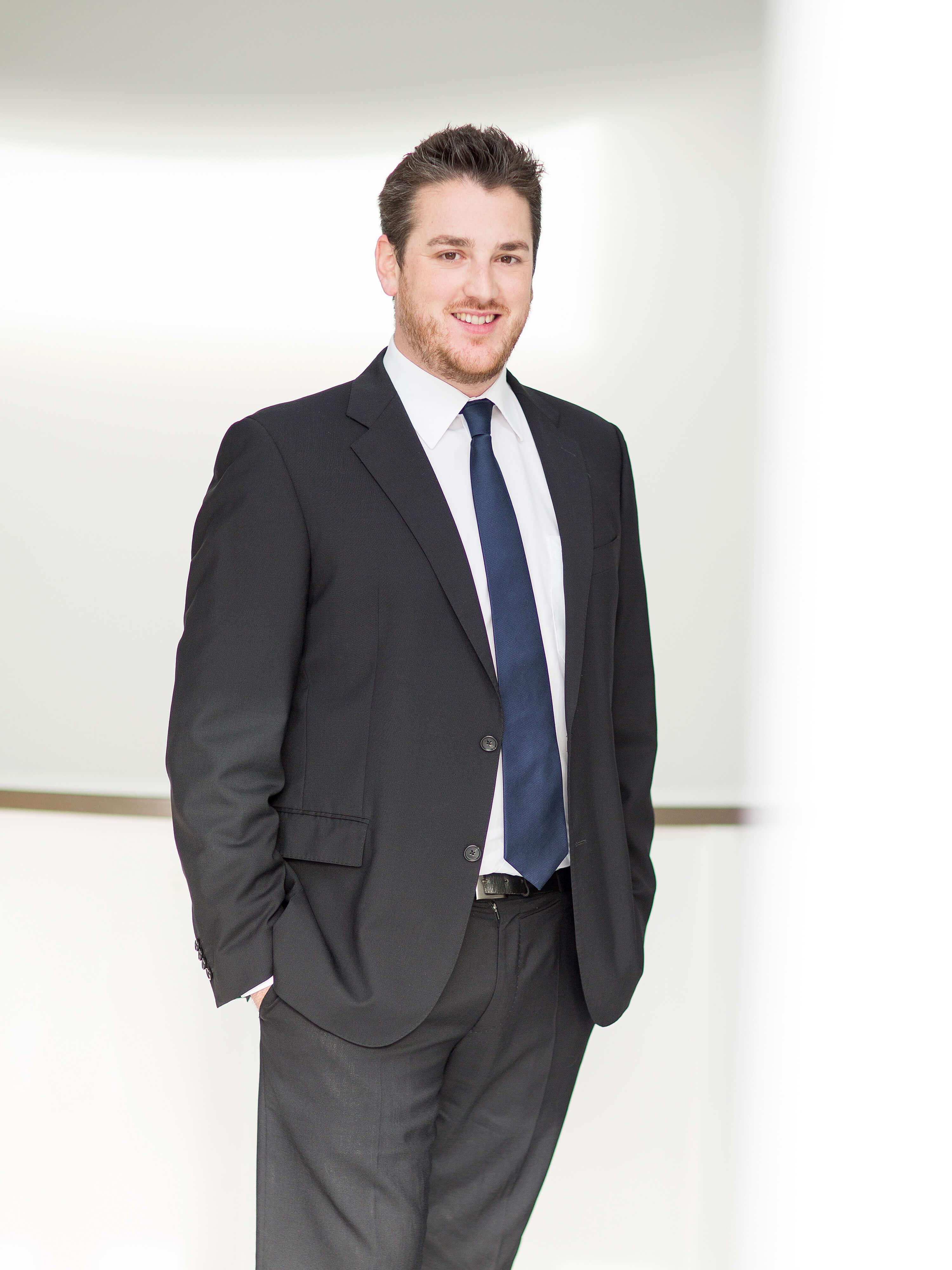 Mitarbeiter - Alexander Stader - Partner bei carrisma