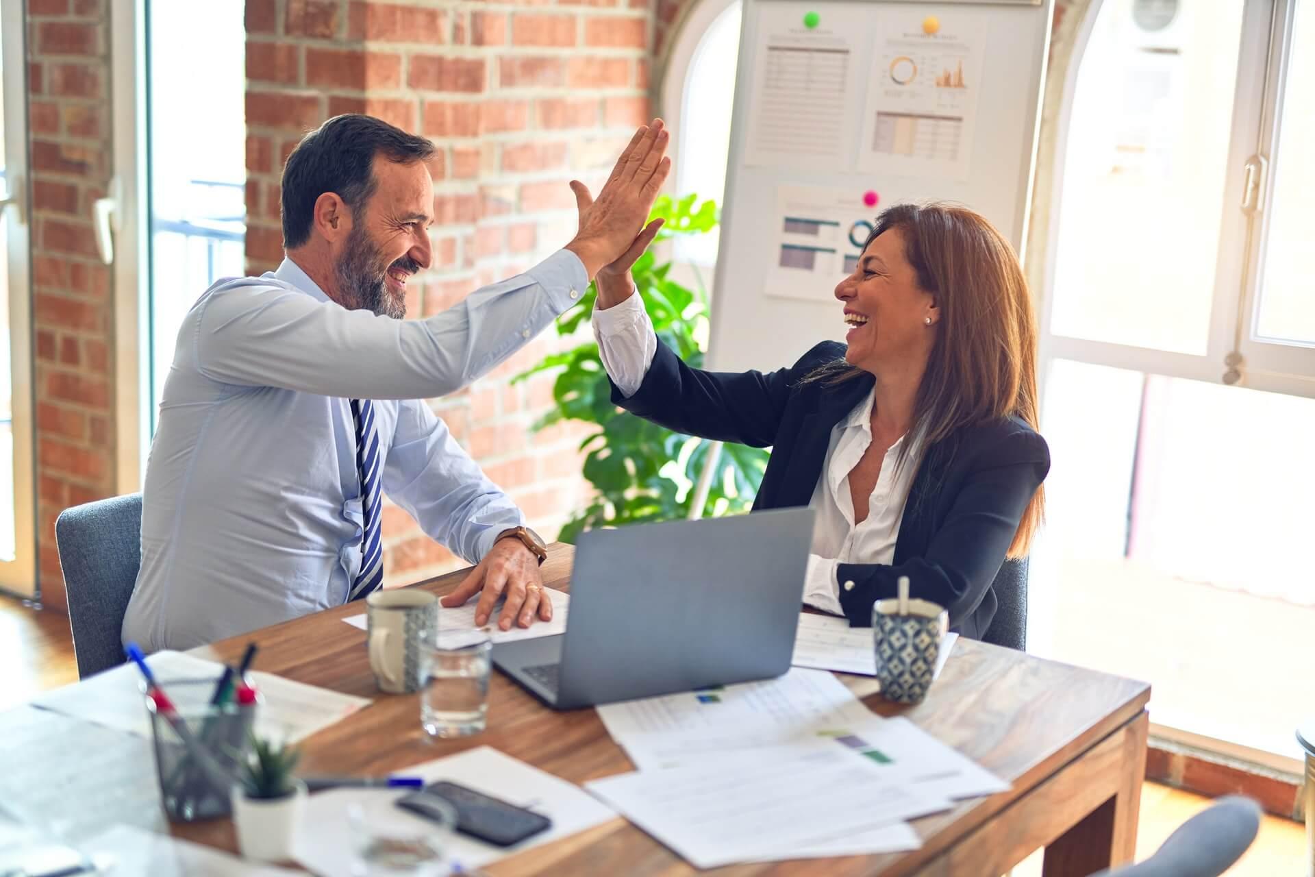 Recruiting Report – Aufbau einer Organisation im Vertrieb