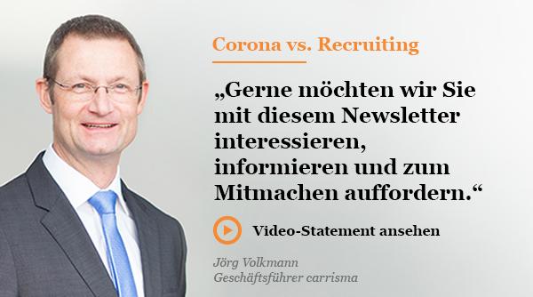 Jörg Volkmann Personalexperte