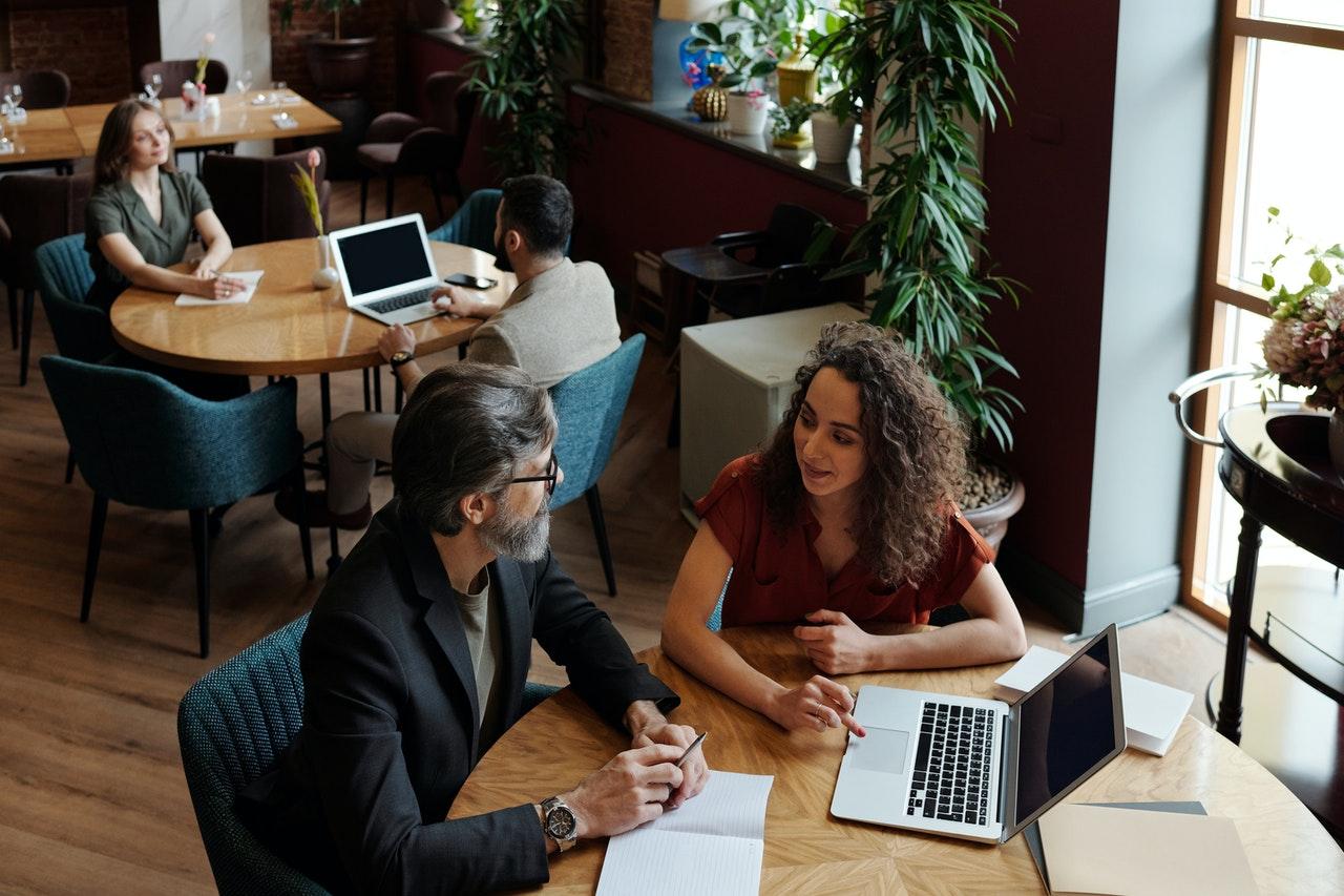 Recruiting und Vermittlung – Group Key Account Manager
